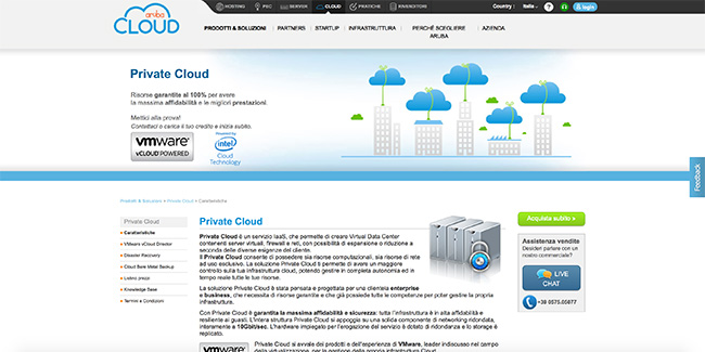 Aruba Private Cloud