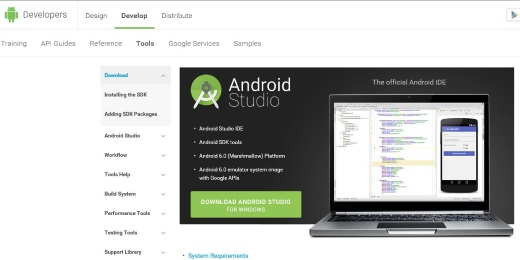 Installation and configuration of Android Studio - Installation and configuration of Android Studio - Installation and configuration of Android Studio - Download Android Studio