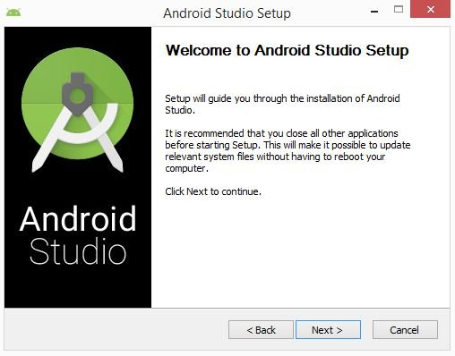 Installation and configuration of Android Studio - Installation and configuration of Android Studio - Installation and configuration of Android Studio - Setup Android Studio