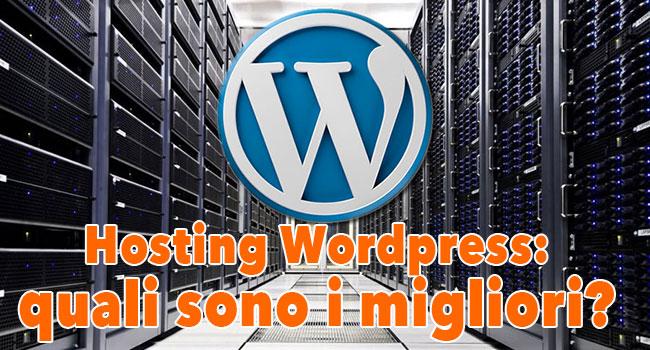 Migliori hosting wordpress guida all acquisto mr webmaster