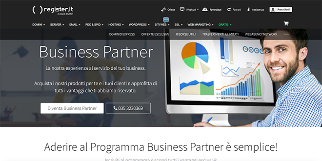 Register.it Business Partner