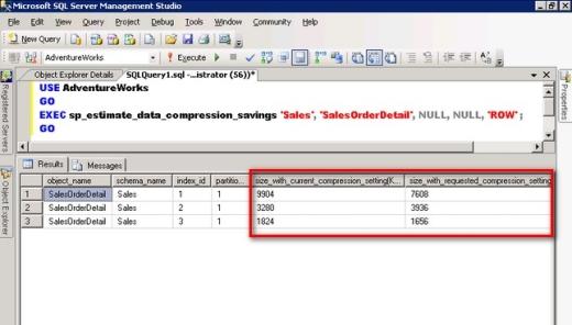Compressione dei dati in sql server pagina 3 database - Alter table sql server example ...